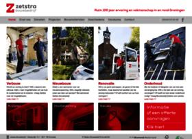 Zetstra.nl thumbnail