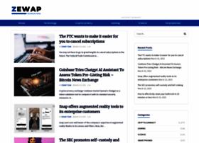 Zewap.com thumbnail