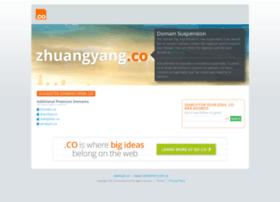 Zhuangyang.co thumbnail