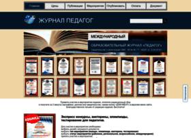 Zhurnalpedagog.ru thumbnail