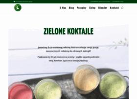 Zielonekoktajle.pl thumbnail