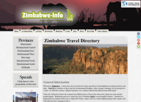 Zimbabwe-info.com thumbnail