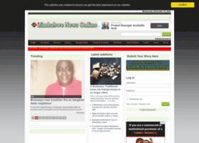 Hmetro Zimbabwe Newspaper at Website Informer