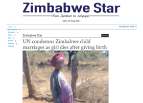 Zimbabwestar.com thumbnail