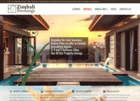 Zimbalibookings.co.za thumbnail