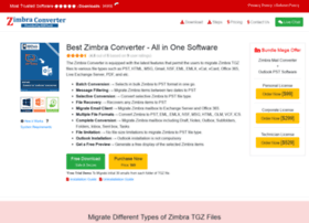 Zimbra-converter.com thumbnail