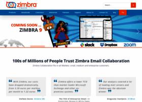 Zimbra.com thumbnail