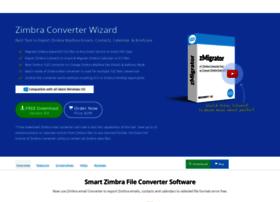 Zimbraconverter.com thumbnail