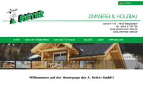 Zimmerei-reiter.at thumbnail