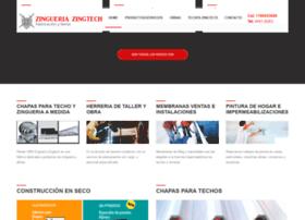 Zingueriazingtech.com.ar thumbnail