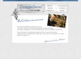 Zinn-restaurierung.de thumbnail