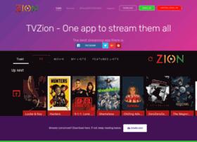 Zionapp.live thumbnail