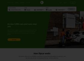 Zipcar.co.uk thumbnail
