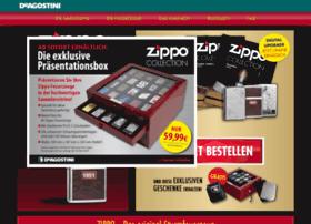 Zippo-sammlung.de thumbnail