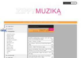 Zippymuzika.lt thumbnail