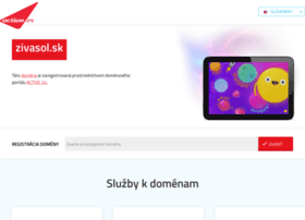 Zivasol.sk thumbnail
