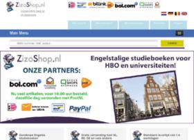 Zizoshop.nl thumbnail