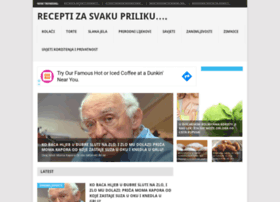 Zlatnirecepti.work thumbnail