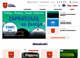 Zlotnikikujawskie.pl thumbnail