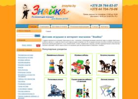 Znayka.by thumbnail