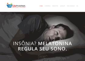Znpharma.com.br thumbnail