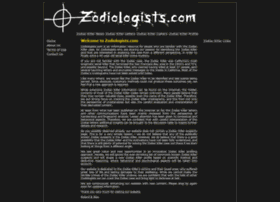 Zodiologists.com thumbnail