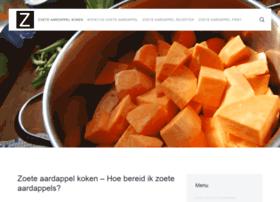 Zoeteaardappelkoken.nl thumbnail