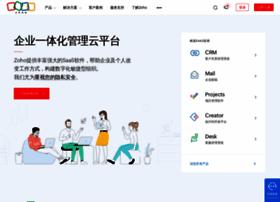 Zoho.com.cn thumbnail