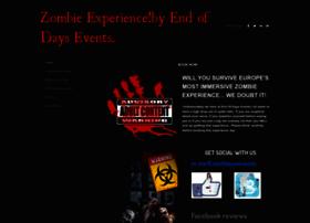 Zombiesurvivalexperience.co.uk thumbnail