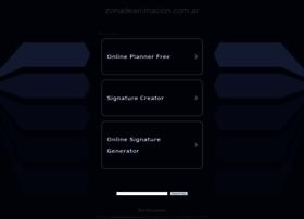 Zonadeanimacion.com.ar thumbnail
