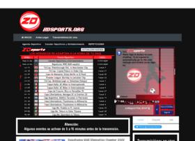 Zonadeportes.me thumbnail