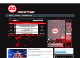 Zonadeporteshd.tv thumbnail