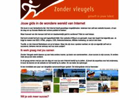 Zondervleugels.nl thumbnail