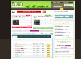 Zone-turf.fr thumbnail