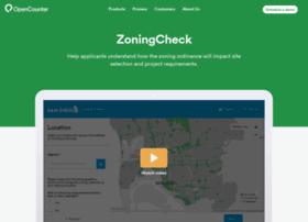 Zoningcheck.us thumbnail