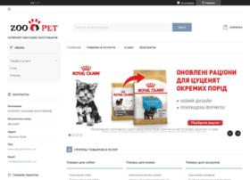 Zoo-pet.com.ua thumbnail