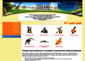 Zooland.dn.ua thumbnail