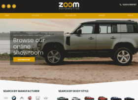 Zoomautomotive.co.uk thumbnail