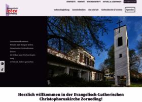 Zorneding-evangelisch.de thumbnail