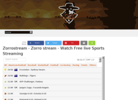 Zorrostream.ovh thumbnail