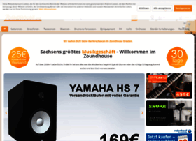 Zoundhouse.de thumbnail