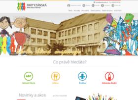 Zspartyzanska.cz thumbnail