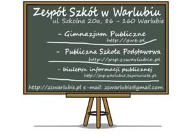 Zswarlubie.pl thumbnail
