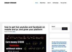 Zubairchinioti.pk thumbnail