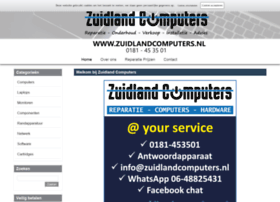 Zuidlandcomputers.nl thumbnail