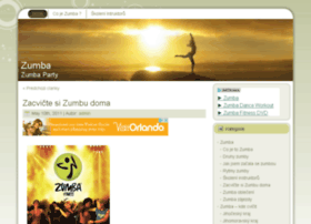 Zumbaweb.cz thumbnail