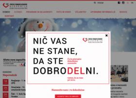 Zveza-paraplegikov.si thumbnail