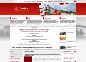 Zvolen.sk thumbnail