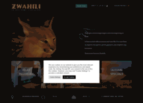 Zwahili.co.za thumbnail