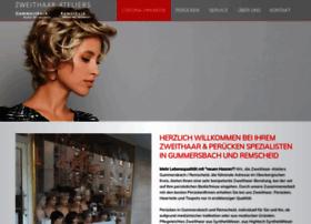 Zweithaar-ateliers.de thumbnail